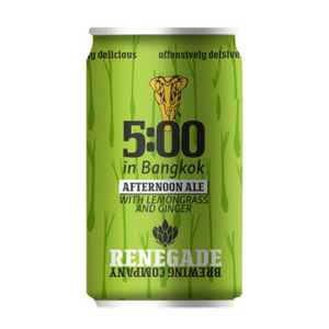 Logo of Renegade 5:00 In Bangkok