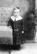 Photo: Leon Nephi (Lynn) Jackson is the second child of Nephi Jackson and Mary Ann Ockey. He was born on 5/21/1888 in Nephi, Utah.  He married Emily Lee on December 20, 1916. They had three: Harold Lee, Marjorie Irene and William.  He died on 10/9/1961.