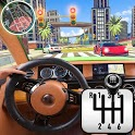 City Driving School Simulator: 3D Car Parking 2019 icon