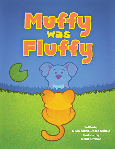 Muffy was Fluffy cover