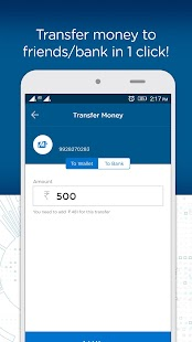 BSNL Wallet - Recharges, Bill Payments, Shopping- screenshot thumbnail