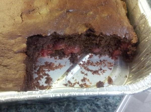 Cherry-chocolate Cake Recipe