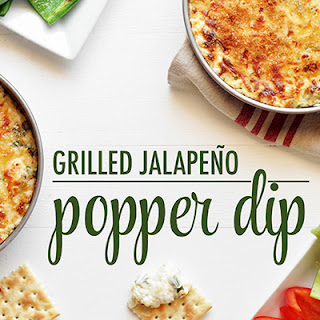 Grilled Jalapeño Popper Dip