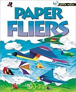 Photo: Paper Fliers (Paper Magic) Folder, Alan Top That 2001 Hardcover, spiral bound 48pp 9.4 x 7.7 ins ISBN 1902973828 or Tangerine Press 2000 ISBN 0439326990