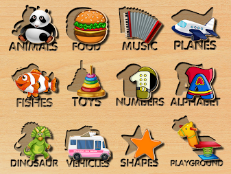 Animals Puzzles APK screenshot thumbnail 2