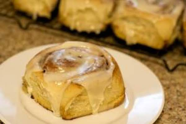 The Mall Cinnamonbuns Have 900 Calories These Have Only 450 Calories. Enjoy!