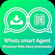 WhatsZ Agent:Whats Web&Status Saver APK