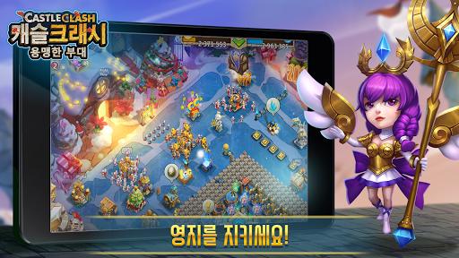 Castle Clash: uc6a9ub9f9ud55c ubd80ub300  screenshots 2
