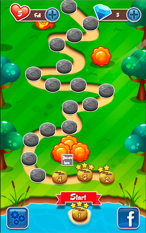 android Candy Star 2 Screenshot 1