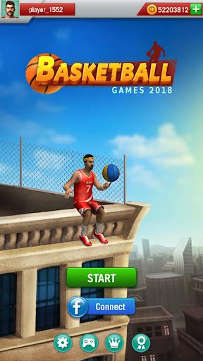 Basketball Games 2018 10.9 screenshots 8