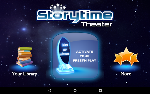 Digital Storytime Theater