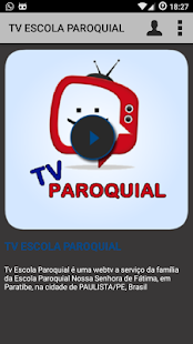 TV ESCOLA PAROQUIAL- screenshot thumbnail