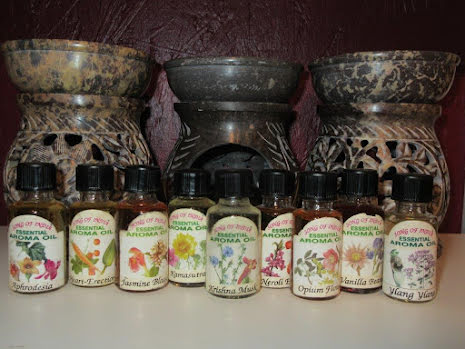 Song of India - Aroma Oil 10 ml