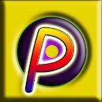 Pinhole Sunflower Icon