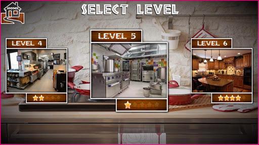 Kitchen Hidden Object Games  screenshots 2