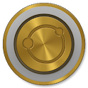 Golden And Eluxe Icon Pack icon