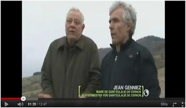 Photo: Vidéo Arte..(14 février 2011) GLOBAL MAG .Reportage en France (Larzac)..Enquète: http://www.youtube.com/watch?v=3V2jUJusIEw