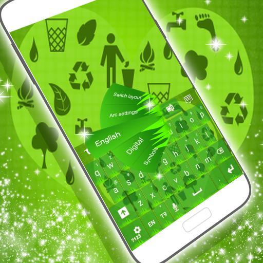 生態符號鍵盤 個人化 App LOGO-硬是要APP