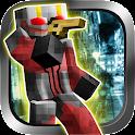 Mine Gun Anthero: Pixel FPS icon