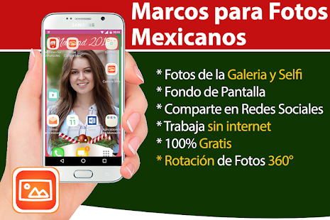 Marcos Mexicanos Para Fotos Gratis Screenshot
