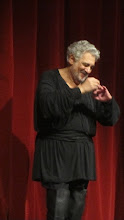 "Photo: Placido DOMINGO  (nach der Vorstellung ""Simon Boccanegra"" am 21.2.2013 an der Wiener Staatsoper). Foto: Dr. Klaus Billand"