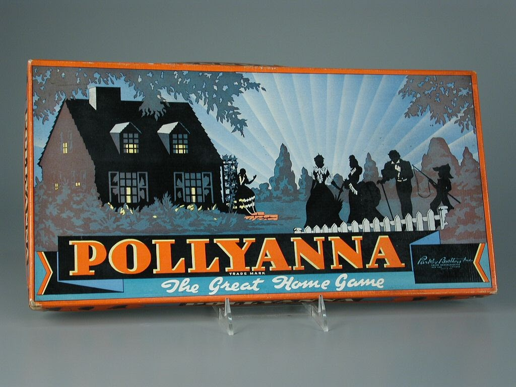 Board Game Pollyanna The Great Home Game Parker Brothers Inc Google Arts Culture