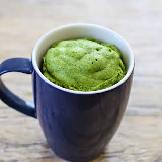 Matcha Mug Cake.