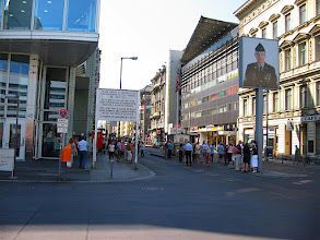 Photo: Checkpoint Charlie