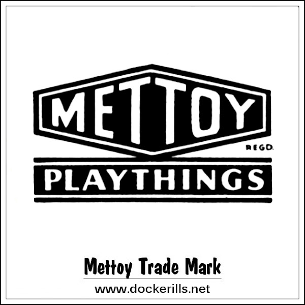 Photo: The Mettoy Company Ltd., Trade Mark, Great Britain.  Visit my blog - Collecting Tin Toys at  http://tinplatetoys.blogspot.co.uk/