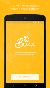 Buzz - Chat Safely- screenshot thumbnail