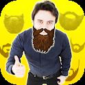 Beard Photo Maker Montage Pro icon