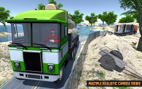 Real Cargo Truck Simulator Transport Driver 4