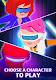 screenshot of Beat Blader 3D: Dash and Slash!