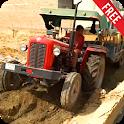 Cargo Tractor Trolley Simulator Farming Game 2020 icon