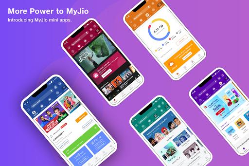MyJio: For Everything Jio screenshot 1