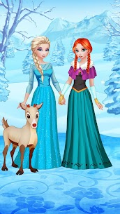 Icy Dress Up – Girls Games 1