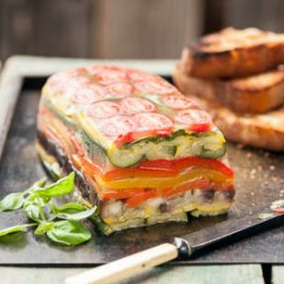 Garden Vegetable Terrine Recipe