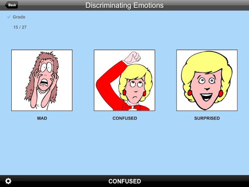 Discriminating Emotions