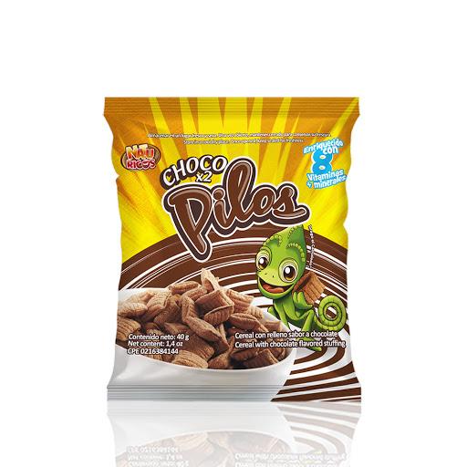 Cereal Chocopilos Choco 40Gr