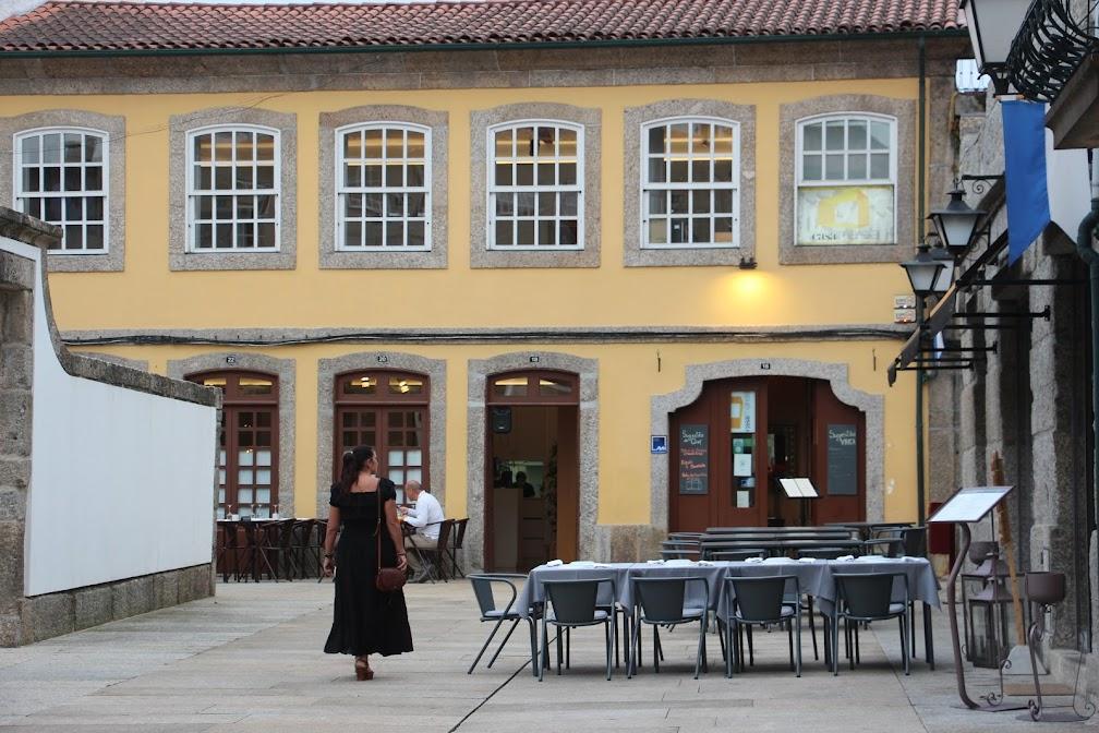 Casa Amarela, Guimarães