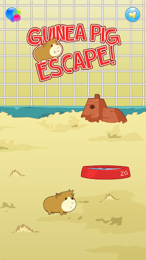 Guinea Pig Jump Hero Escape