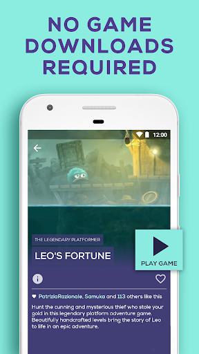 Hatch Cloud Gaming: Stream Premium Games on Demand 0.40.16 screenshots 5