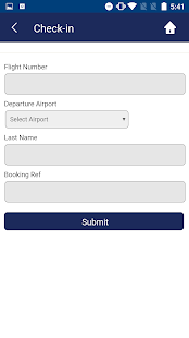 How to check flight with booking number