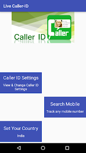 Mobile Tracker True Caller-ID screenshot 1