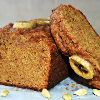 Cardamon Banana Bread