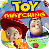 Educational Memory Games ( Toy Matching )