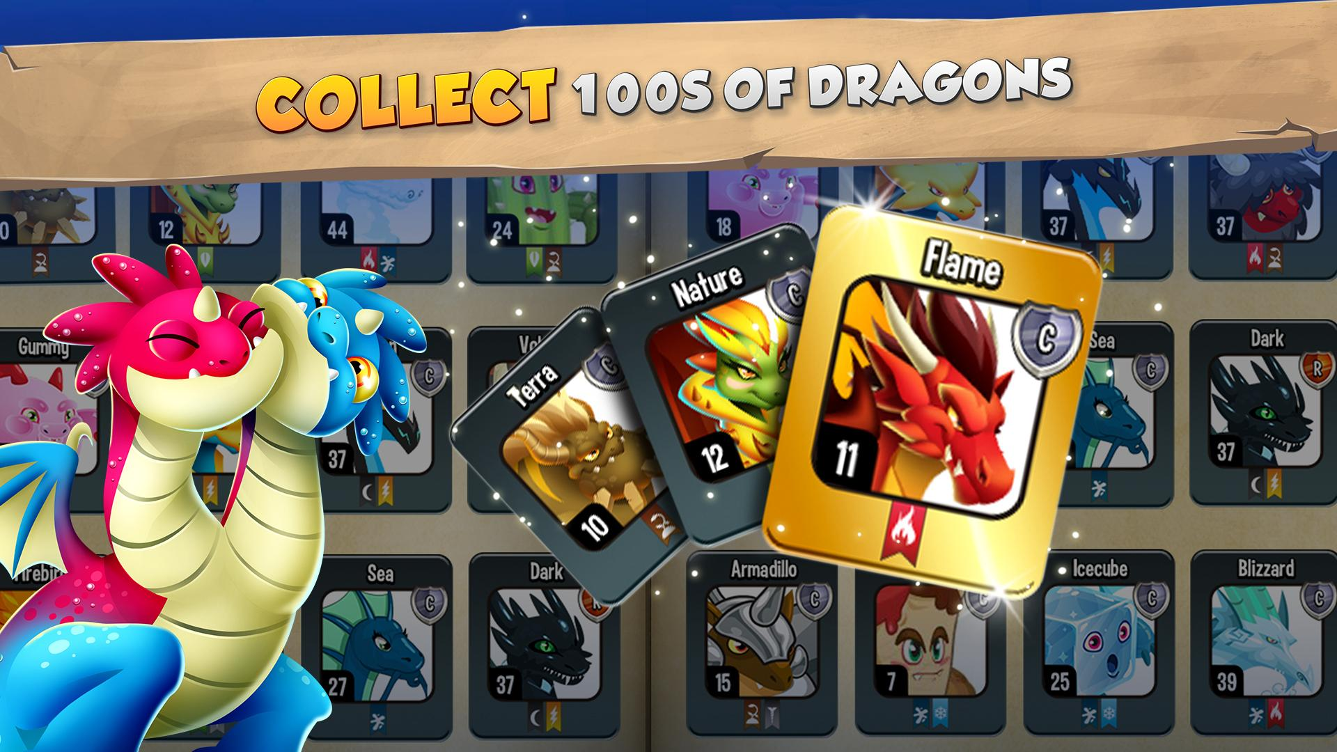Dragon City Mod Apk (Unlimited Money/Food) Unlimited Everything 5