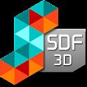 SDF 3D (Subdivformer Studio) icon
