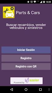 Parts & Cars screenshot 0