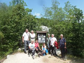 Umirovljenici: Ljubičko brdo i špilja Samograd